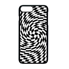 Whirl Apple Iphone 7 Plus Seamless Case (black) by Simbadda