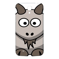 Goat Sheep Animals Baby Head Small Kid Girl Faces Face Samsung Galaxy Mega I9200 Hardshell Back Case