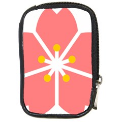 Sakura Heart Guild Flower Floral Compact Camera Cases