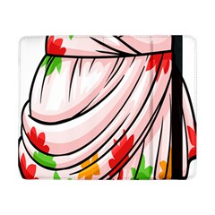 Petal Pattern Dress Flower Samsung Galaxy Tab Pro 8 4  Flip Case by Alisyart