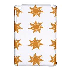 Sun Cupcake Toppers Sunlight Apple Ipad Mini Hardshell Case (compatible With Smart Cover) by Alisyart