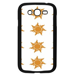Sun Cupcake Toppers Sunlight Samsung Galaxy Grand Duos I9082 Case (black) by Alisyart