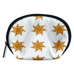 Sun Cupcake Toppers Sunlight Accessory Pouches (medium)  by Alisyart