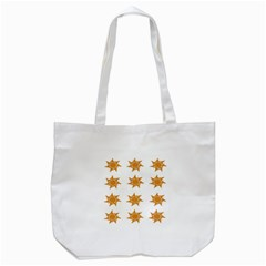 Sun Cupcake Toppers Sunlight Tote Bag (white)