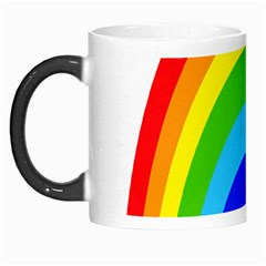Rainbow Morph Mugs