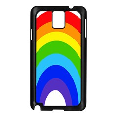 Rainbow Samsung Galaxy Note 3 N9005 Case (black)