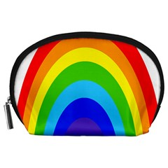 Rainbow Accessory Pouches (large)  by Alisyart