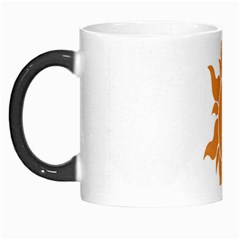Sunlight Sun Orange Morph Mugs by Alisyart