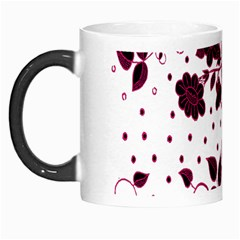 Floral Pattern Morph Mugs by Simbadda