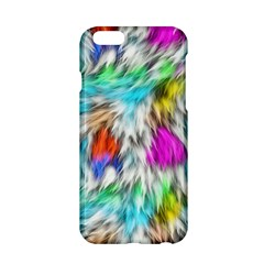 Fur Fabric Apple Iphone 6/6s Hardshell Case by Simbadda