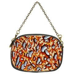 Pebble Painting Chain Purses (one Side)  by Simbadda