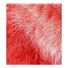 Pink Fur Background Shower Curtain 66  X 72  (large)