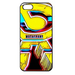 Resident Ange Apple Iphone 5 Seamless Case (black) by MRTACPANS