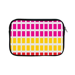 Squares Pattern Background Colorful Squares Wallpaper Apple Ipad Mini Zipper Cases by Simbadda