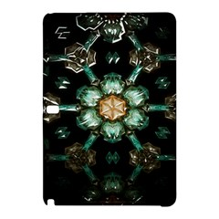 Kaleidoscope With Bits Of Colorful Translucent Glass In A Cylinder Filled With Mirrors Samsung Galaxy Tab Pro 12 2 Hardshell Case