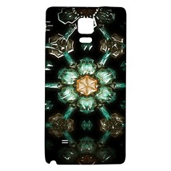 Kaleidoscope With Bits Of Colorful Translucent Glass In A Cylinder Filled With Mirrors Galaxy Note 4 Back Case