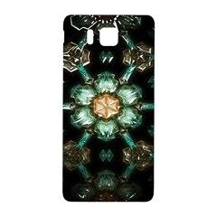 Kaleidoscope With Bits Of Colorful Translucent Glass In A Cylinder Filled With Mirrors Samsung Galaxy Alpha Hardshell Back Case