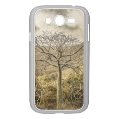 Ceiba Tree At Dry Forest Guayas District   Ecuador Samsung Galaxy Grand Duos I9082 Case (white) by dflcprints