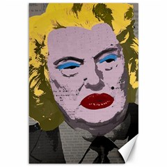 Happy Birthday Mr  President  Canvas 12  X 18
