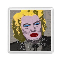 Happy Birthday Mr  President  Memory Card Reader (square)  by Valentinaart