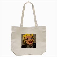 Happy Birthday Mr  President  Tote Bag (cream) by Valentinaart