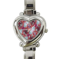 Floral Flower Wallpaper Created From Coloring Book Colorful Background Heart Italian Charm Watch by Simbadda