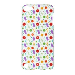 Decorative Spring Flower Pattern Apple Ipod Touch 5 Hardshell Case