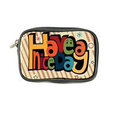 Have A Nice Happiness Happy Day Coin Purse by Simbadda