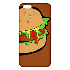 Burger Double Iphone 6 Plus/6s Plus Tpu Case by Simbadda
