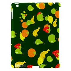 Seamless Tile Background Abstract Apple Ipad 3/4 Hardshell Case (compatible With Smart Cover) by Simbadda