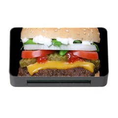 Abstract Barbeque Bbq Beauty Beef Memory Card Reader With Cf