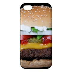 Abstract Barbeque Bbq Beauty Beef Apple Iphone 5 Premium Hardshell Case