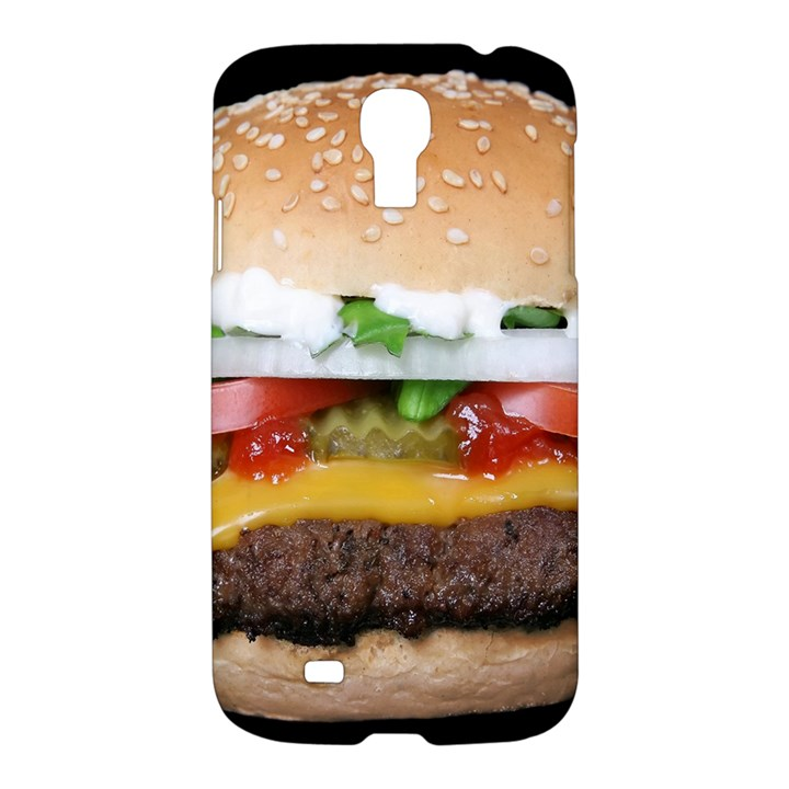 Abstract Barbeque Bbq Beauty Beef Samsung Galaxy S4 I9500/I9505 Hardshell Case