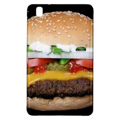 Abstract Barbeque Bbq Beauty Beef Samsung Galaxy Tab Pro 8 4 Hardshell Case by Simbadda