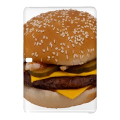 Cheeseburger On Sesame Seed Bun Samsung Galaxy Tab Pro 10 1 Hardshell Case by Simbadda