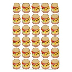 Hamburger Pattern Flap Covers (l)  by Simbadda