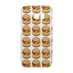 Hamburger Pattern Galaxy S6 Edge by Simbadda