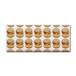 Hamburger Pattern Cosmetic Storage Cases Front