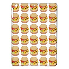 Hamburger Pattern Ipad Air Hardshell Cases by Simbadda