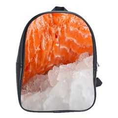 Abstract Angel Bass Beach Chef School Bags(large)  by Simbadda
