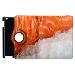 Abstract Angel Bass Beach Chef Apple Ipad 2 Flip 360 Case by Simbadda