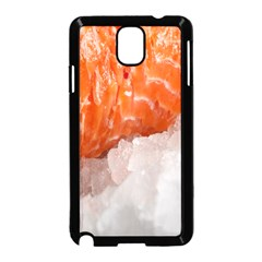 Abstract Angel Bass Beach Chef Samsung Galaxy Note 3 Neo Hardshell Case (black) by Simbadda