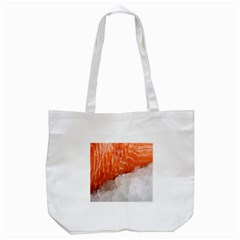 Abstract Angel Bass Beach Chef Tote Bag (white) by Simbadda