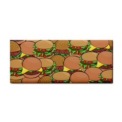 Burger Double Border Cosmetic Storage Cases by Simbadda