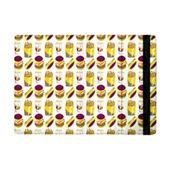 Hamburger And Fries Ipad Mini 2 Flip Cases by Simbadda