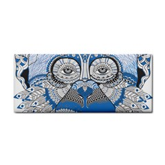 Pattern Monkey New Year S Eve Cosmetic Storage Cases by Simbadda