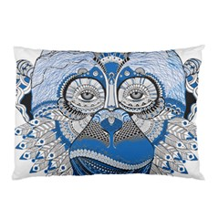 Pattern Monkey New Year S Eve Pillow Case