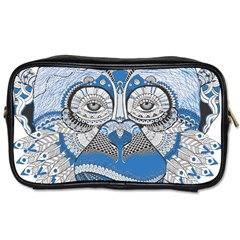 Pattern Monkey New Year S Eve Toiletries Bags 2 Side by Simbadda