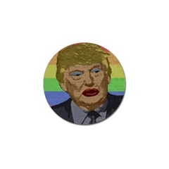 Donald Trump Golf Ball Marker (10 Pack) by Valentinaart