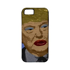 Donald Trump Apple Iphone 5 Classic Hardshell Case (pc+silicone) by Valentinaart